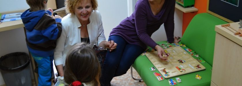 Práce s dětmi